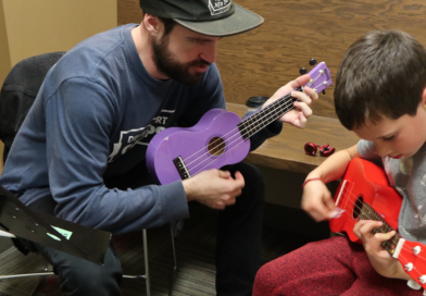Sign up for Music and Art Programs